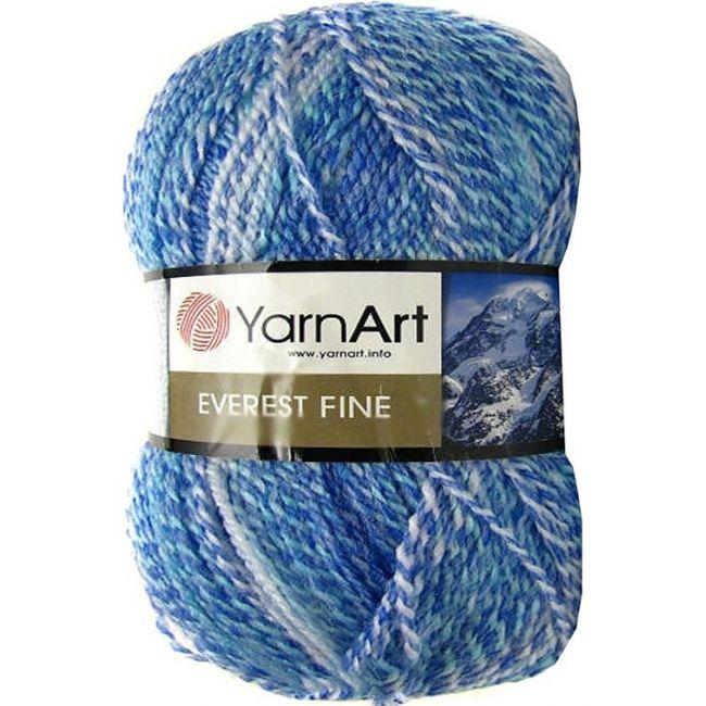 пряжа YArnArt Everest Fine
