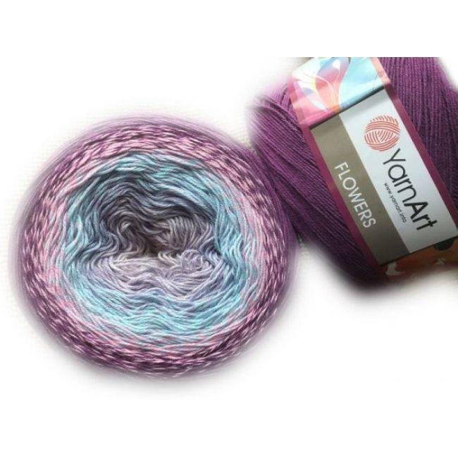 280 фиолет/сирен/голуб/розовый