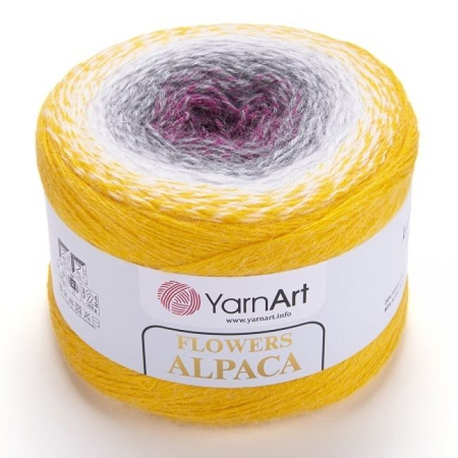 403 желт/фиолет/бел.