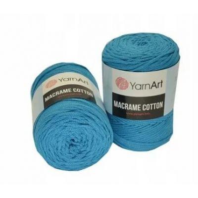 Macrame Cotton (хлопок-85%, полиэстер-15%) (250гр. 225м.)*4 мотка