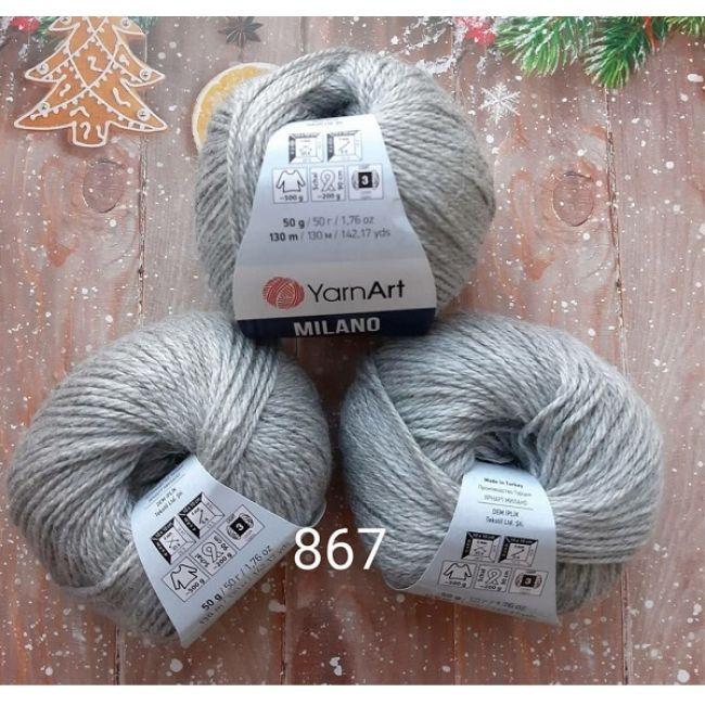 867 св.серый