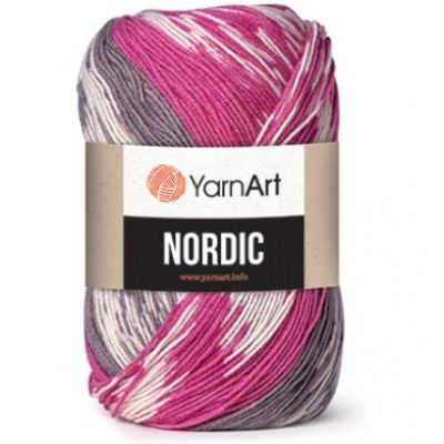 Nordic (шерсть 20%, акрил 80%) (150гр. 510м.)* 3 мотка